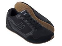 Killtec Sneaker Freizeitschuhe Sportschuhe Schuhe Gr. 42 black KP 720 Neu21