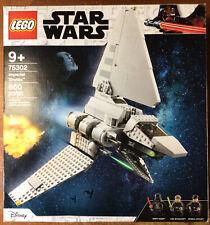 Lego Disney Star Wars 75302 Imperial Shuttle Building Toy Kit New