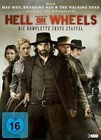 Hell on Wheels - Die komplette erste Staffel [3 DVDs] von... | DVD | Zustand gut