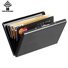 Best Rfid Blocking Wallet For Men Women Secure Metal Card Holder Travel Work Sec