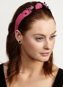 💞💞💞 New Mimco $39.95 Wild One Hair Band Headband Clip Pin Hair Accessories