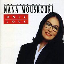 Nana Mouskouri - Only Love: Best of [New CD]