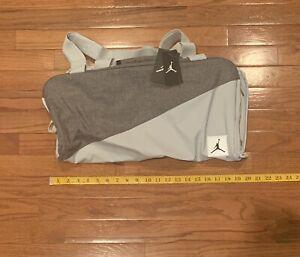 Nike Air Jordan Jumpman Duffle Bag Sports/Gym/ Shoes 8A0083-P23 NWT Duffel