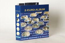 2-Euro - Album LEER mit Steckhüllen für 280 Münzen siehe Fotos (127893)