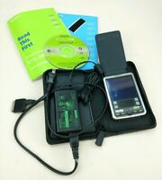 Sony CLIE PEG-SJ20 Personal Entertainment Organizer with Software/Case For Parts