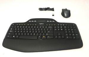 Wireless MK710 Logitech Mouse Keyboard Set Open Box MINT