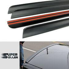 BMW E36 CONVERTIBLE REAR BOOT TRUNK LIP SPOILER 98