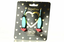 NEW AnUNe- For You Sipellas Earrings No 203, 1 Pair, Silicone Jewelry, women