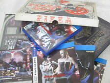 DEVIL MAY CRY 4 Special Edit PIZZA BOX Art Book Complete Set PS4 CAPCOM Ltd