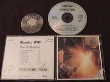 CD Running Wild Gates To Purgatory Germany 1988 No Barcode