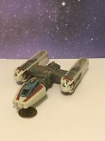Micro Machines Star Wars Action Fleet [SHIPS] Y Wing V1 RED
