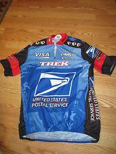 United States Postal Service Visa VW Trek  large BIKE JERSEY  PEARL  IZUMI