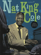 Nat King Cole The Piano Songbook Piano Vocal Guitar PVG Sheet Music Book