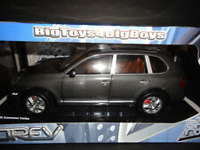 Norev Porsche Cayenne Turbo 07 Grey 1/18
