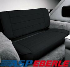 Rücksitzbank Schwarz klappbar Rücksitz Sitz Rear Bench Jeep Wrangler YJ 87-95