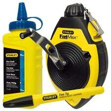 Stanley 0-47-681 FatMax Chalk Line Reel P 00006000 ackage