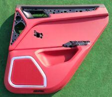 Factory Porsche Macan Door Panel OEM Passenger Rear Genuine Red 95B867306AECDR(Fits: Porsche)