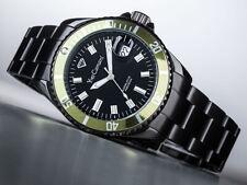 Yves Camani Mens Wristwatch Anwen Xl Analog Quartz YC1065-A New Boxed