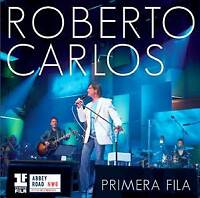 Primera Fila Cd & Dvd - Carlos Roberto CD & DVD Set Sealed ! New !