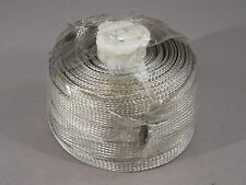 Spool of 200 ft. + Metal Braided Sleeve Cable Shielding