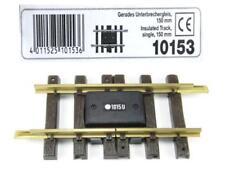 LGB 10153 G - gerades Unterbrechergleis 150mm NEU & OvP