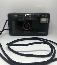 Olympus AF-10 Super 35mm film point and shoot camera Excellent Condition Tested