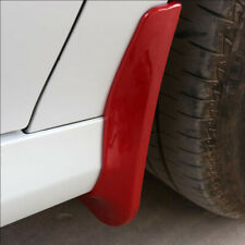 Red For 2018-2020 Toyota Camry SE/XSE Splash Guards Mud Flaps Mud Guards Fender