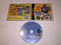 NFL 2K (Sega Dreamcast - All Stars) Football Game ☆☆ Complete LN Perfect Mint ☆☆