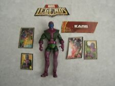 Marvel Legends Toy-Biz 2008 Kang  loose/complete