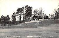 Arkansas AR Real Photo RPPC Postcard c1940s ARKADELPHIA Community CLub