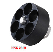 HKS Speedloader model 29-M 29M 29 M .44  SPECIAL 44 MAGNUM S&W 29 RUGER REDHAWK