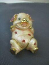 Pig Trinket Box