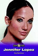 """VERY GOOD"" Jennifer Lopez  (Raintree Freestyle: Star Files), Kay Barnham, Book"