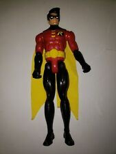 """DC Comics Batman Robin 12"""" Highly Poseable Action Figure 9 Point Articulation"""
