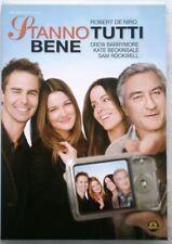 Dvd Stanno tutti bene con Robert De Niro 2009 Usato