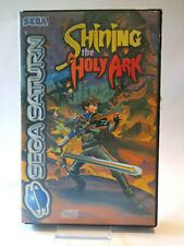 SEGA Saturn Spiel - Shining in the Holy Ark (mit OVP)(PAL) 11239178