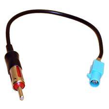 Antennen Adapter Kabel Fakra Anschluss KFZ Stecker auf DIN am Auto Radio
