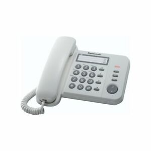 Téléphone Fixe Panasonic KX-TS520EX1W 0099854