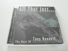 Tony Bennett - All That Jazz (CD Album)  Very Good
