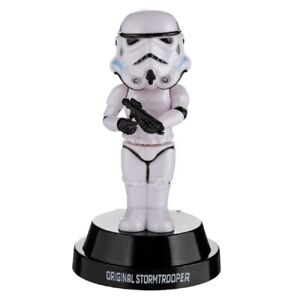 NOVELTY SOLAR POWERED DANCING STORMTROOPER, DASHBOARD TOY, HOME OR CAR