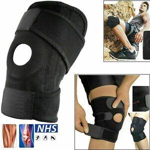 Knee Brace Support Neoprene Patella stabilising Belt Adjustable Strap NHS Use