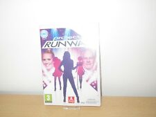 Project Runway (Wii) new sealed pal version