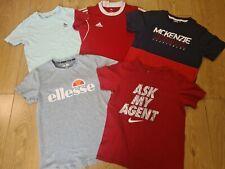 6-7 years boys t-shirt top bundle nike adidas ellesse penguin McKenzie (6)