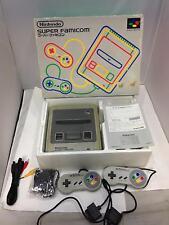 Nintendo Super Famicom console with box and adapter for 100V-240V S21707504
