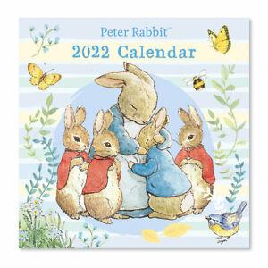 Peter Rabbit - 2022 Wall Calendar