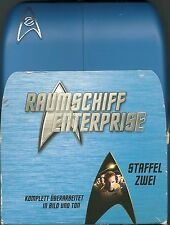 Star Trek Raumschiff Enterprise Classic 2 8 DVD`s Hartbox Deutsche Ausgabe Rar