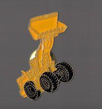 Pin's Camion / pelleteuse