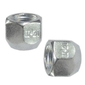"""20 PIECE OPEN END LUG NUTS 