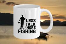 Novelty Fun Birthday Humour fishing Present Gift Mug coffee cup