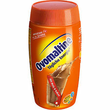 Wander OVOMALTINE Hot Chocolate Mix -Made in Switzerland REFILLABLE CAN